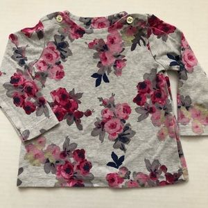 Joules Floral Top